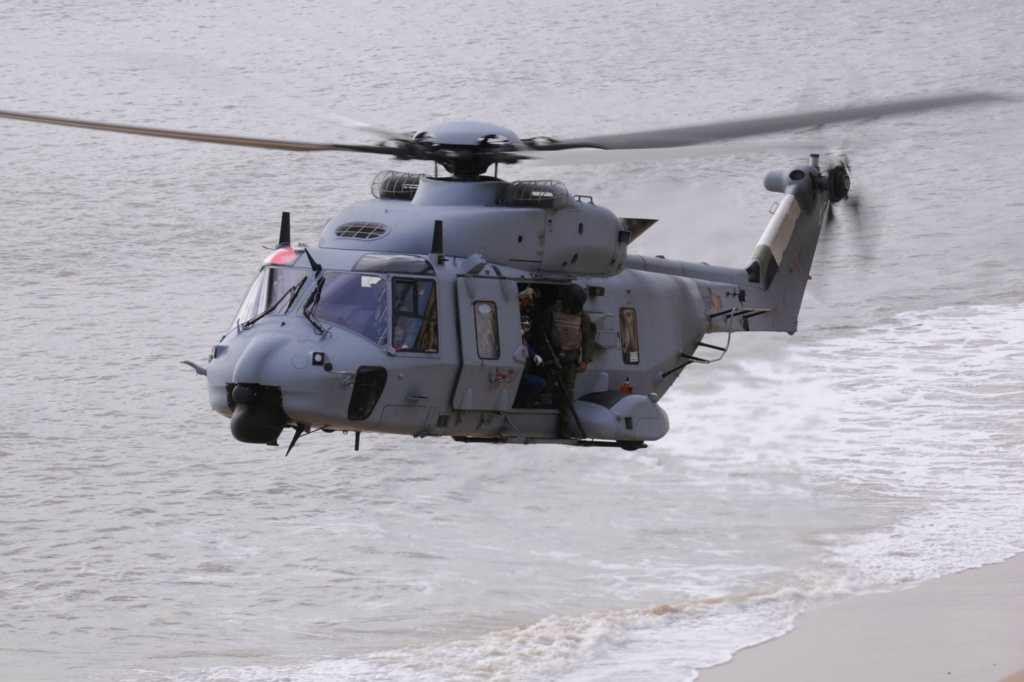 Helicoptero NH90